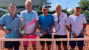 Grazer Tennisclub vs SV Post Graz – Herren 70 LLB